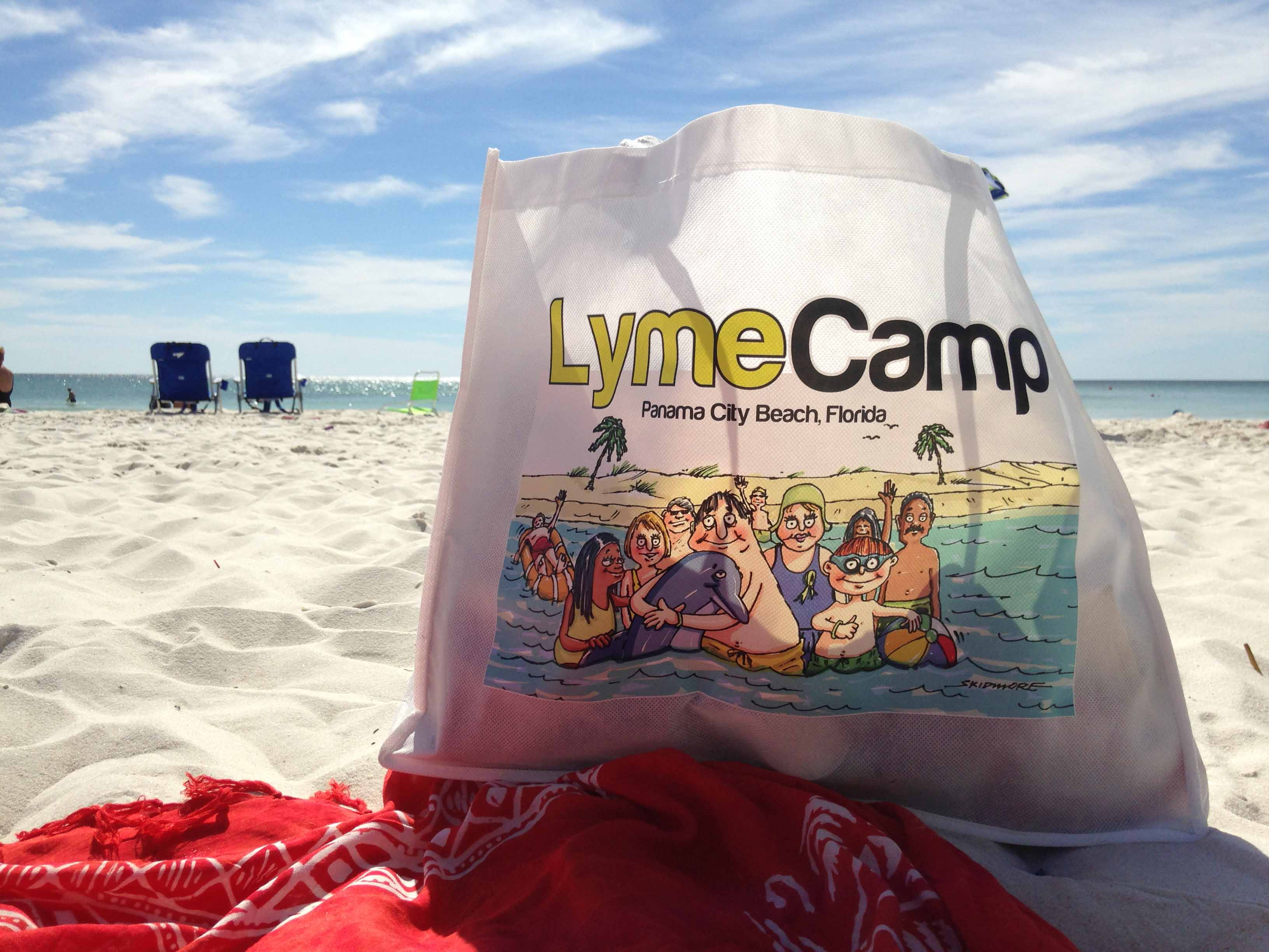 Lyme Camp Wrap Up